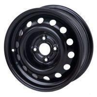 Диски R15 6 4/100 56.6 ET45 Кременчуг К228 (Geely) Black стальной
