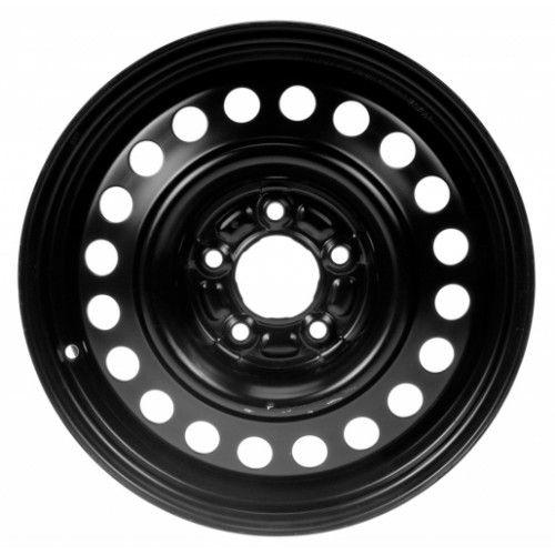 Диски R15 6 5/114.3 67.1 ET41 Кременчуг К237 (Kia) Black (стальной)