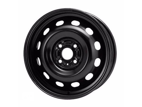 R15 5.5 5/114.3 67.1 ET47 Кременчуг Mazda Black стальной