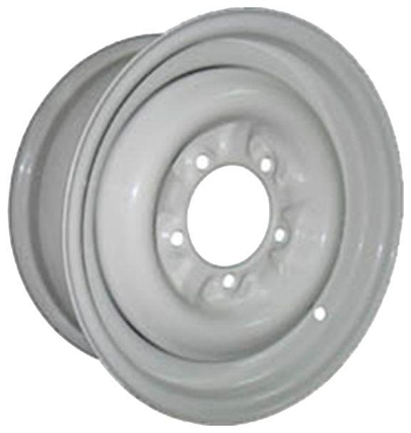 R15 5 5/139.7 108.5 ET22 Кременчуг УАЗ 3151 White стальной