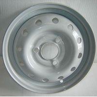R12 4 3/98 DIA60.5 ET40 Кременчуг ВАЗ 1111 (Ока) белый стальной