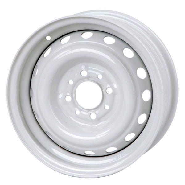 R13 5 4/98 60.5 ET29 Кременчуг ВАЗ 2101 белый стальной