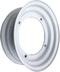 R13 4 4/256 220 ET4 Кременчуг ЗАЗ-965 белый стальной