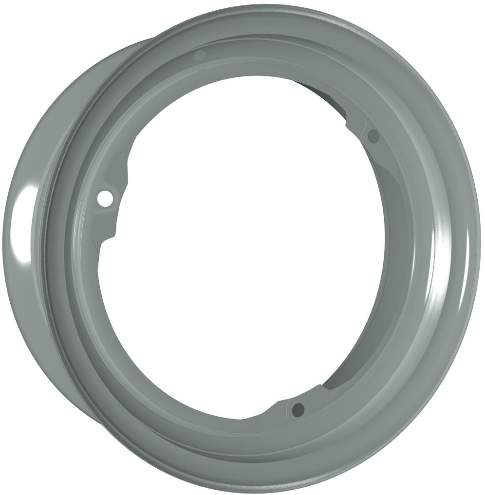 R13 4.5 3/256 228 ET30 Кременчуг ЗАЗ Таврия grey стальной