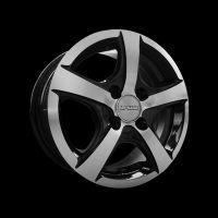 R15 6.5 5/100 73.1 ET40 Lawu RX-512 Silver литой