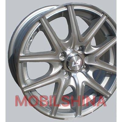 R16 7 5/108 67.1 ET35 Lawu YL-376 Silver литой