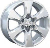 R17 7.5 6/139.7 106.1 ET25 LSW L030 Silver литой
