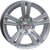 R16 7 5/114.3 67.1 ET40 LSW L335 Silver литой