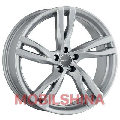 Диски R18 8 5/108 63.4 ET45 Mak Stockholm Silver литой