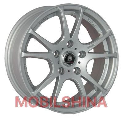 R15 6.5 5/112 73.1 ET38 MARCELLO MSR-003 Silver литой