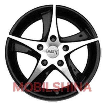 R15 6.5 5/108 72.6 ET38 Maxx Wheels M425 BD литой
