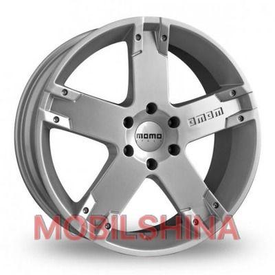 R18 8 5/108 72.3 ET45 Momo Storm G2 Silver литой