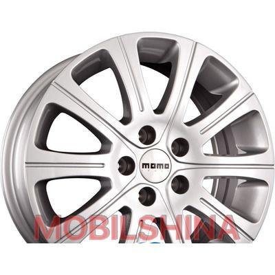 R14 5.5 4/98 58.1 ET35 Momo Win 2 Silver литой