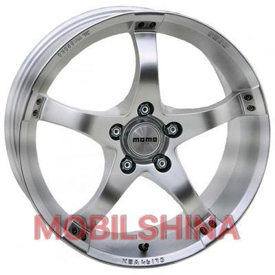 R17 7 4/108 72.1 ET42 Momo X-43 Silver литой