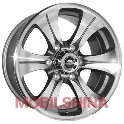 R16 7 6/139.7 110.1 ET26 Premium H406 GP литой