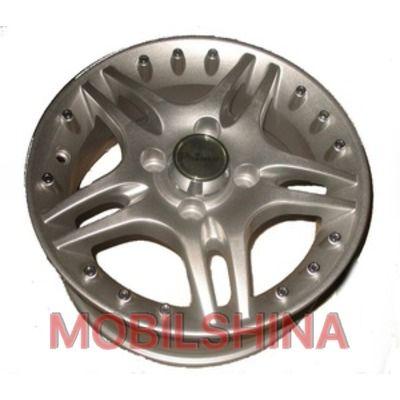R13 5.5 4/100 67.1 ET35 PRIMO A111 Silver литой