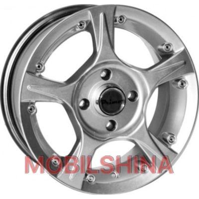 R13 5.5 4/100 67.1 ET35 PRIMO A182 hyper silver литой