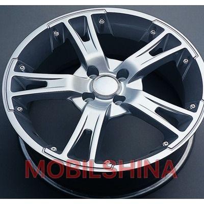 R14 6 4/98 58.6 ET38 PRIMO A267 Silver литой