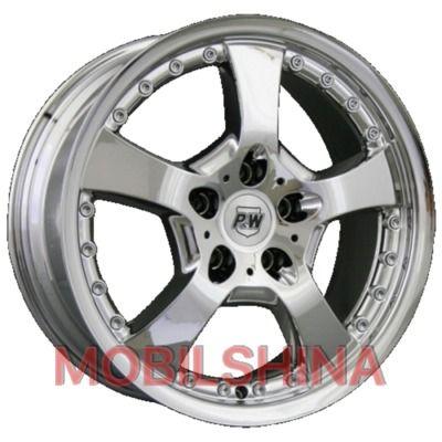 R17 7.5 5/112 73.1 ET35 PTH 434 Silver литой