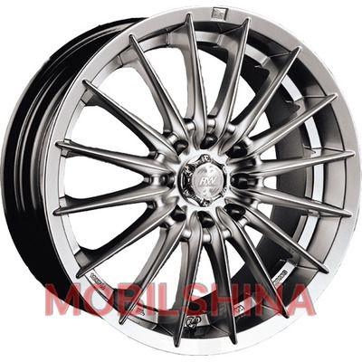 R13 5.5 4/100 67.1 ET35 Racing Wheels H-155 HS литой