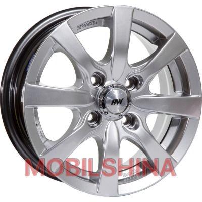 R13 5.5 4/100 67.1 ET38 Racing Wheels H-325 HS литой