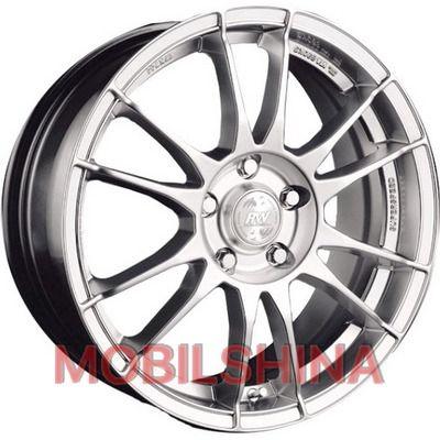 R14 6 4/98 58.6 ET38 Racing Wheels H-333 HS литой