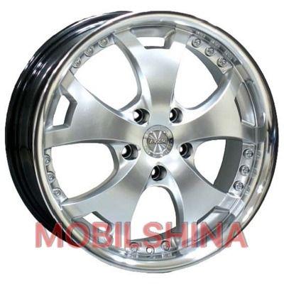 R17 7 5/112 73.1 ET40 Racing Wheels H-353 HPT/DP литой