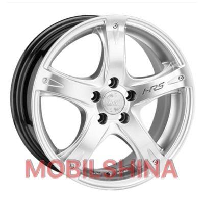 R15 6.5 5/112 66.6 ET40 Racing Wheels H-366 GM-F/P литой