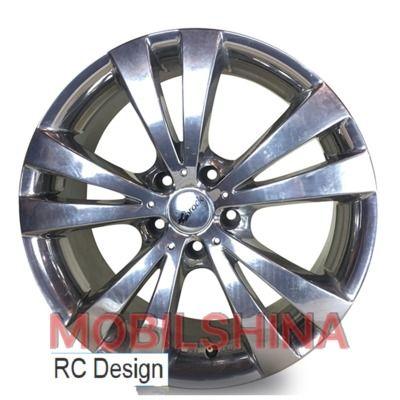 R17 7.5 4/114.3 72.6 ET38 RC Design RC-12 CSS1 литой