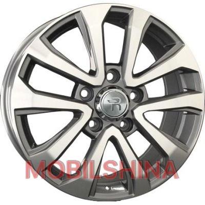 Диски R18 8 5/150 110.1 ET56 REPLAY Toyota (TY236) GMF литой