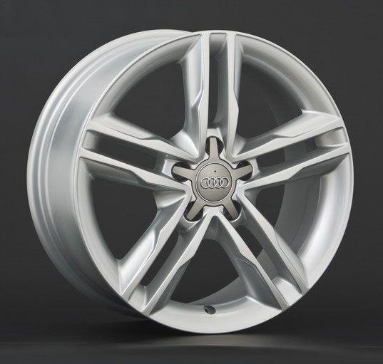 R18 8 5/112 66.6 ET45 Replica Audi (A34) flat grey литой