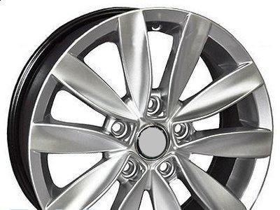 R16 7 5/112 57.1 ET45 Replica Audi (CT1303) HS (литой)
