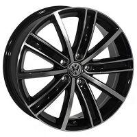 R18 7 5/112 57.1 ET43 Replica Audi (TL0287NW) BMF литой