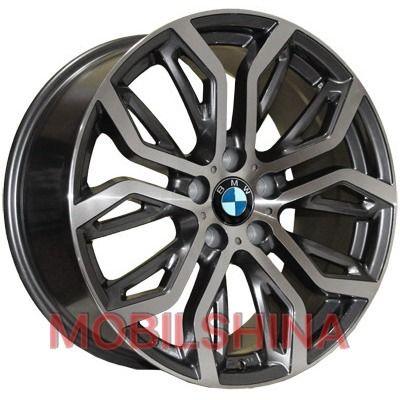R19 9 5/120 74.1 ET48 Replica BMW (7327) EP литой