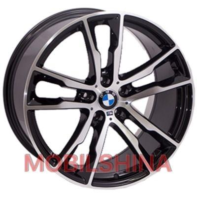 R20 10 5/120 74.1 ET40 Replica BMW (BK5053) BP литой