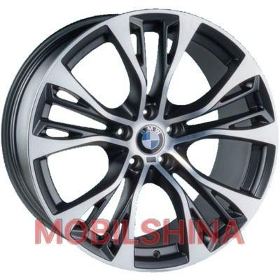 R21 11.5 5/120 74.1 ET38 Replica BMW (JH1025) MGM литой