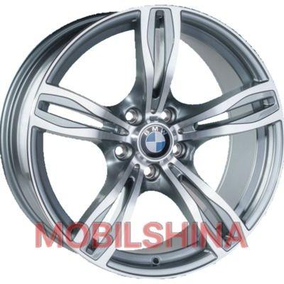 R19 9.5 5/120 72.6 ET35 Replica BMW (JH2661) GMF литой