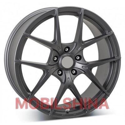 R19 9.5 5/120 74.1 ET35 Replica BMW (JT1615) matt black литой
