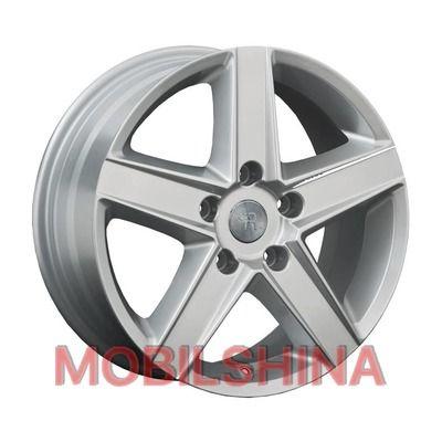 R16 7 5/114.3 71.4 ET41.3 Replica Chrysler (CR5) Silver литой