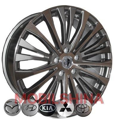 R19 8 5/114.3 DIA67.1 ET35 Replica Hyundai (191) GMF литой