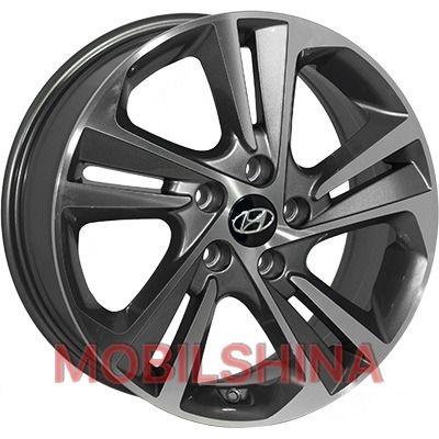 R15 6 5/114.3 67.1 ET40 Replica Hyundai (5258) GMF литой