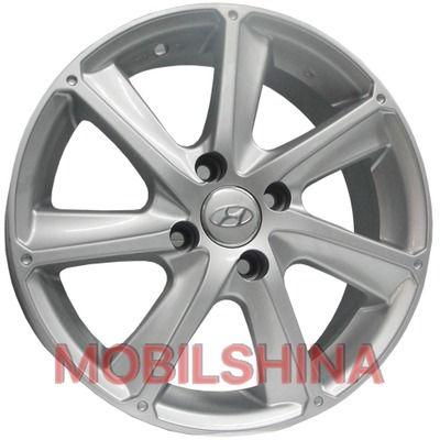 R14 5 4/100 67.1 ET41 Replica Hyundai (HY110) HS литой