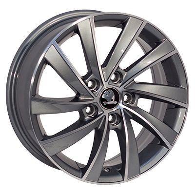 R17 7 5/114.3 67.1 ET40 Replica Hyundai (SK523) GMF литой