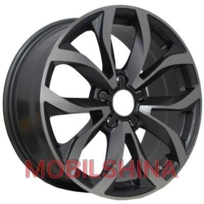 R19 8 5/114.3 DIA67.1 ET45 Replica Hyundai (Z459) DGMF литой