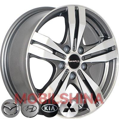 R16 6.5 5/114.3 67.1 ET46 Replica Mazda (348) MK-P литой