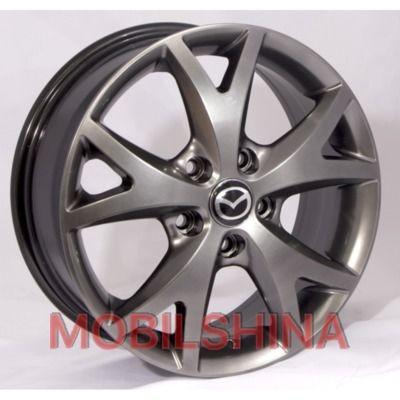 R16 6.5 5/114.3 67.1 ET46 Replica Mazda (M083) HB литой