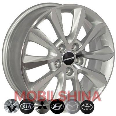 R17 6.5 5/114.3 67.1 ET46 Replica Mazda (TL0176) GMF литой