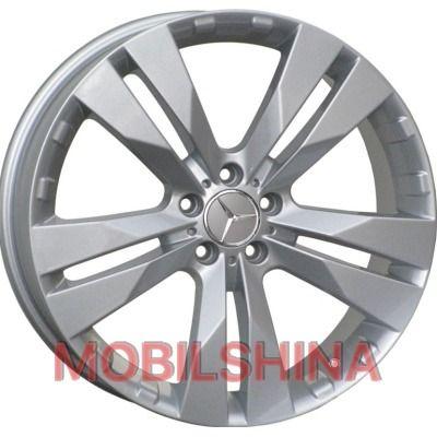 R20 8.5 5/112 66.6 ET50 Replica Mercedes (A-F803) Silver литой