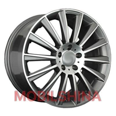 R16 7 5/112 66.6 ET43 Replica Mercedes (MB139) GMF литой