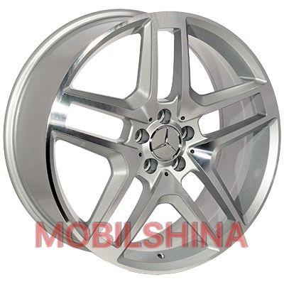 Диски R18 8.5 5/112 66.6 ET48 Replica Mercedes (MB76) MB литой